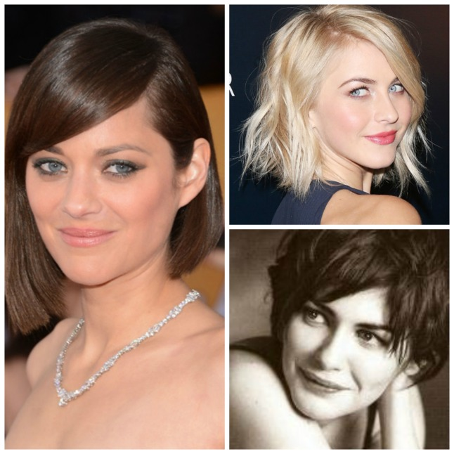 ShortHairCollage